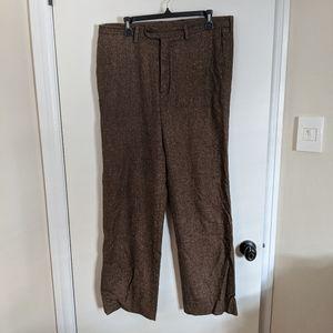 Browns Zara wool blend trouser